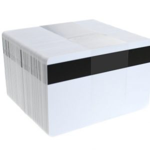 Blank Magnetic Cards - Pack of 100